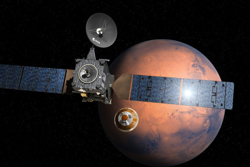 Pöidlad pihku! Kolmapäeval maandub Marsile eurooplaste kosmoseaparaat