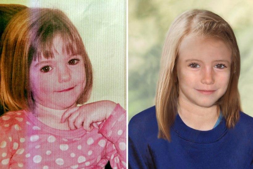 Madeleine McCanni olla nähtud ka Eestis