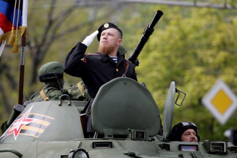 Donetski Rahvavabariigis leinatakse tapetud Arseni Pavlovit