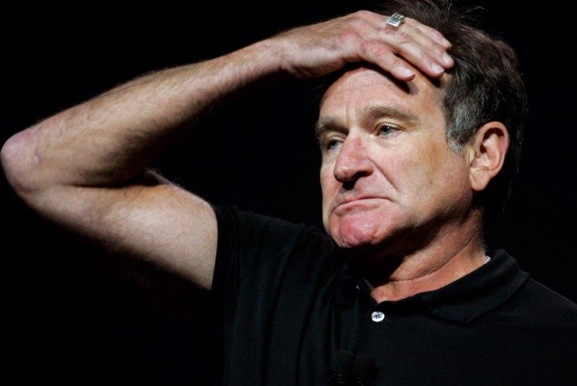 """""""Robin kordas aina: """"Tahan oma aju uuesti käivitada."""""""""""