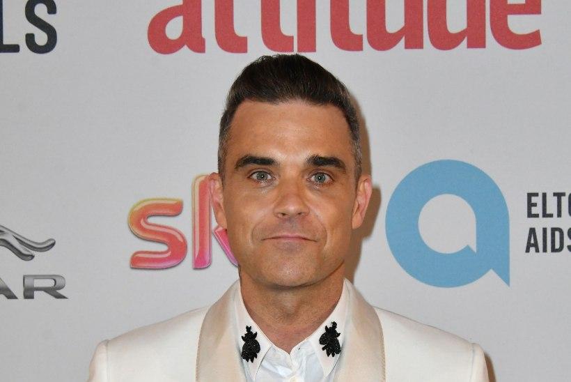 Robbie Williamsi siledad palged on Botoxi ja täitesüstide teene