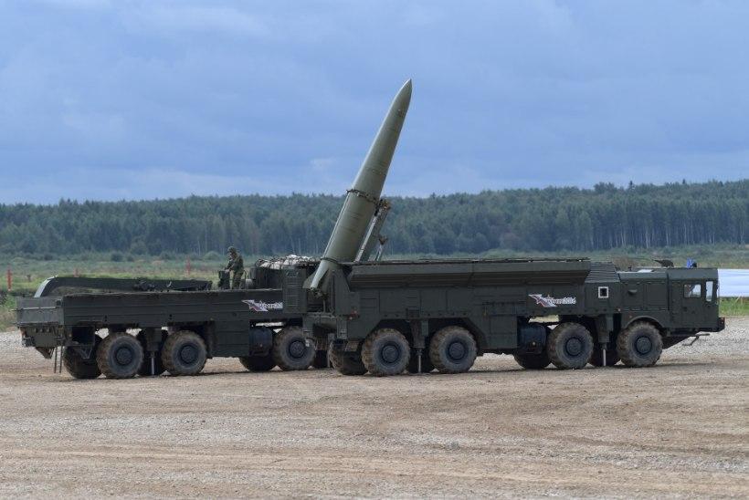 Merkel ja kindral Hodges hoiatavad Euroopat Venemaa rünnaku eest