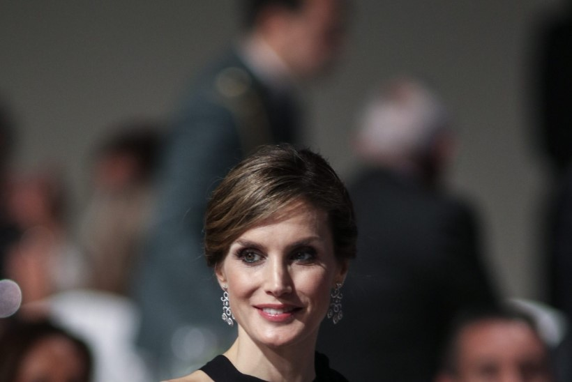Kas Hispaania kuninganna on musklite pumpamisega liiale läinud?