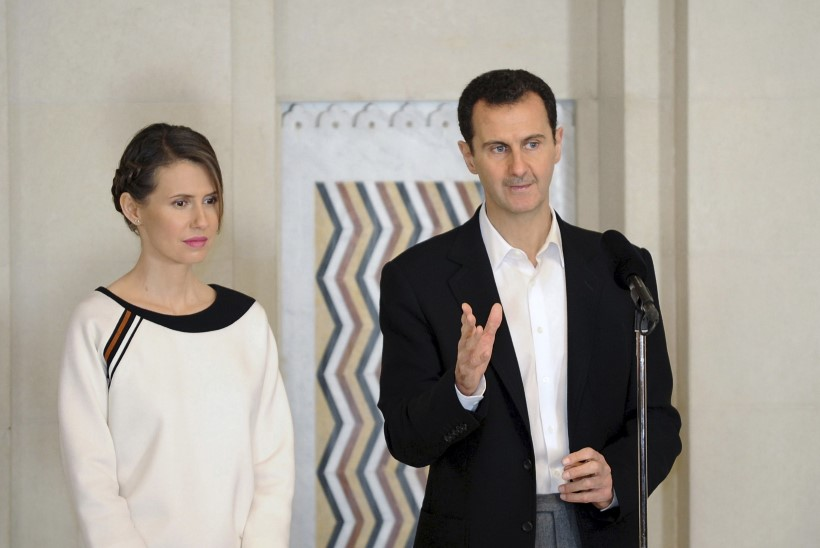 Süüria esileedi: mulle pakuti poliitilist varjupaika, kuid soovisin jääda oma mehe juurde