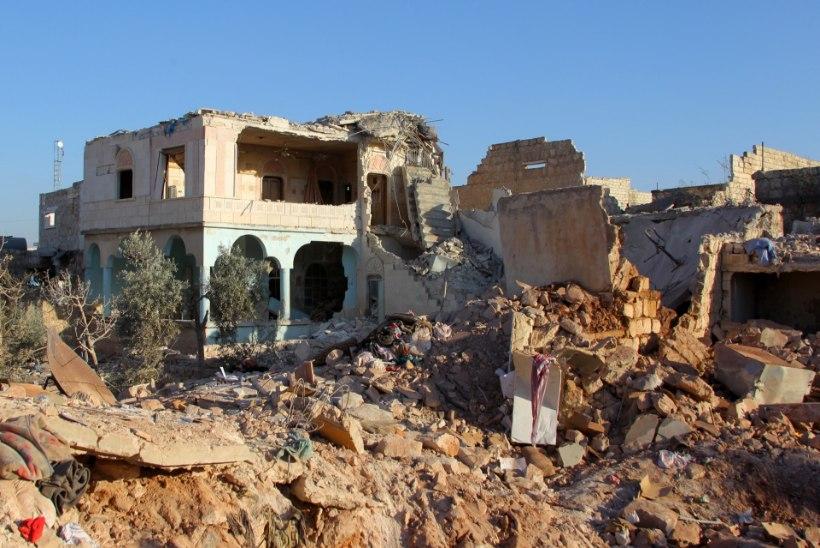 Venemaa teeb Aleppo pommitamises mõnetunnise pausi