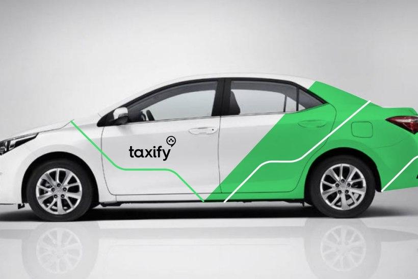 Taxify toob Tallinna tänavatele oma autod