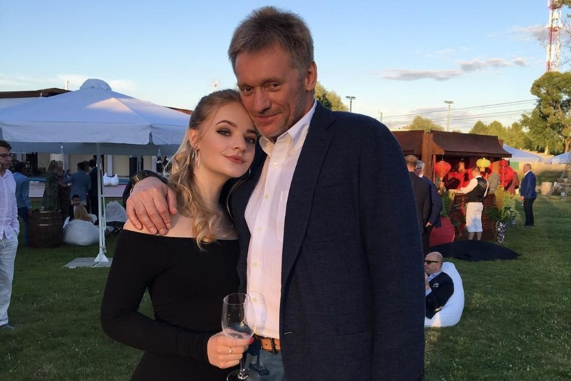 Putini pressišefi tütar kritiseerib kartmatult isa ülemust