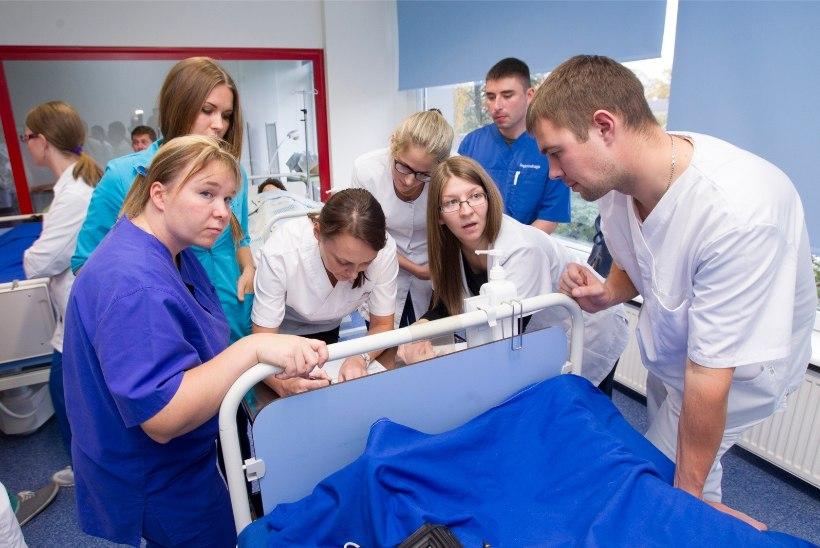 Eestis on 23 086 tervishoiutöötajat