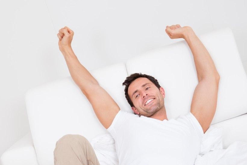 EKSPERIMENT: mis juhtub, kui ärgata nädal aega hommikul kell 4?