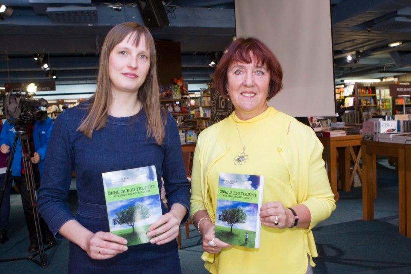 FOTOD | Esimene Eesti astroloogilise eneseabi raamat: igas inimeses on killuke Jäära, Sõnni, Kaksikuid
