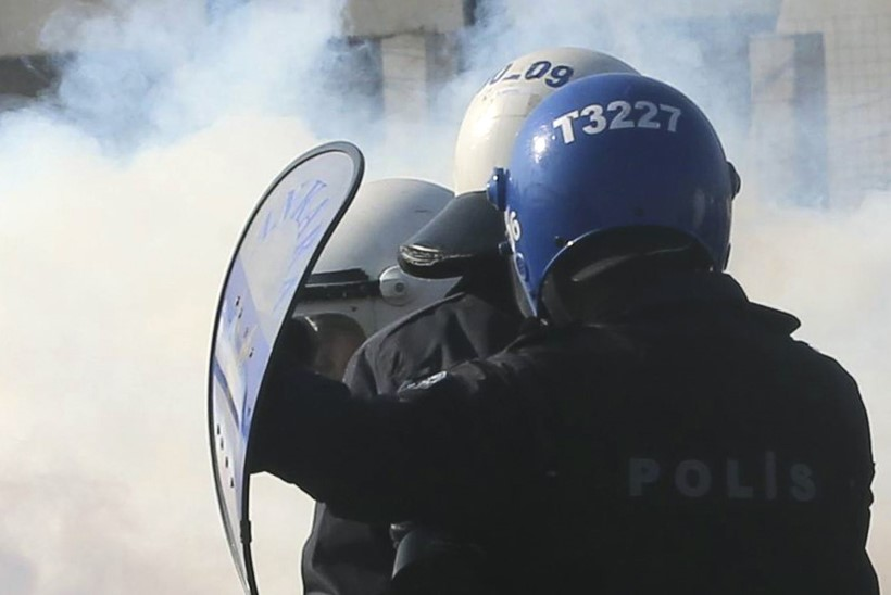 Ankara politsei tappis terrorirünnakut kavandanud mehe