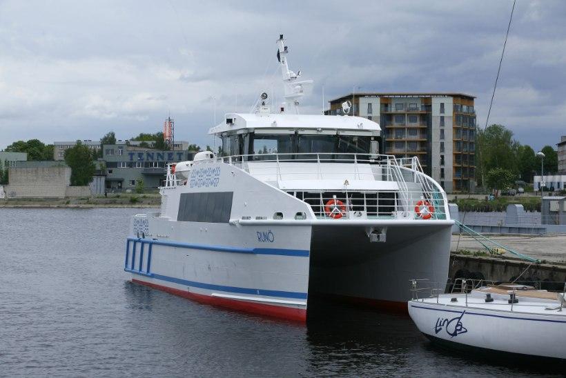 Saaremaa Laevakompanii ei maksa üle aasta tagasi lõhutud paate välja