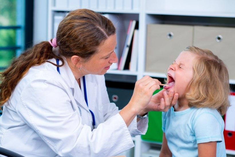 Kolm tüütut tervisprobleemi, mis kaasnevad haigete mandlitega