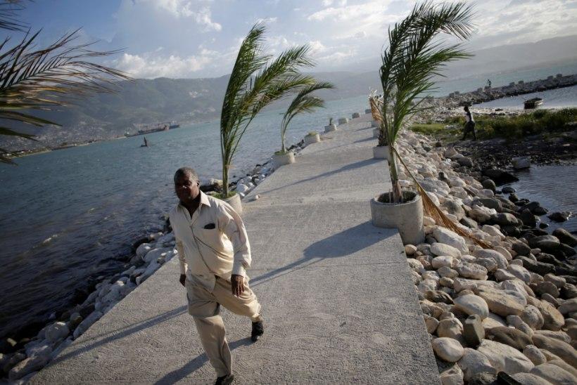 Haiti ning Jamaica poole liigub viimase kümnendi võimsaim orkaan