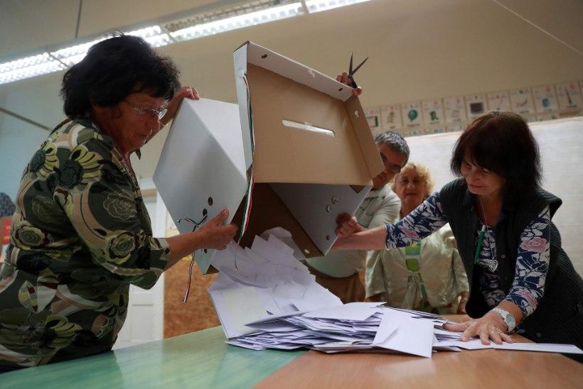 Ungari pagulaspoliitika-referendum kukkus läbi: liiga vähe valijaid