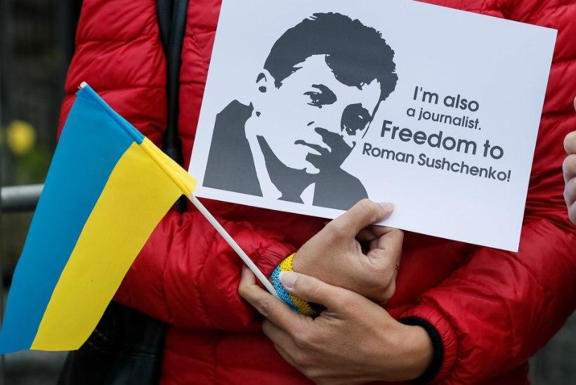 Ukrainlased paluvad abi Moskvas vahistatud ajakirjaniku vabastamiseks