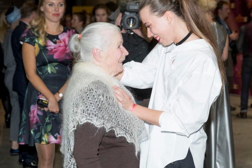 Hõbenõela võitja Roberta Einer: mu rõivaid näeb lavadel USAst Hiinani
