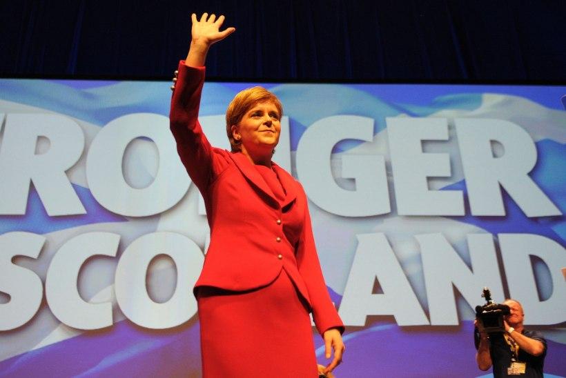 Šotlased avaldasid uue iseseisvusreferendumi eelnõu