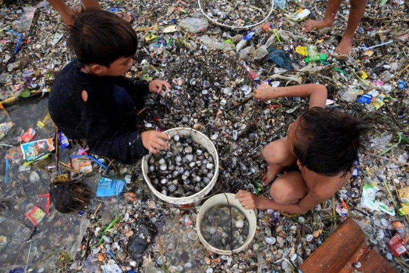 FOTOD | Supertaifuun Haima räsib Filipiine