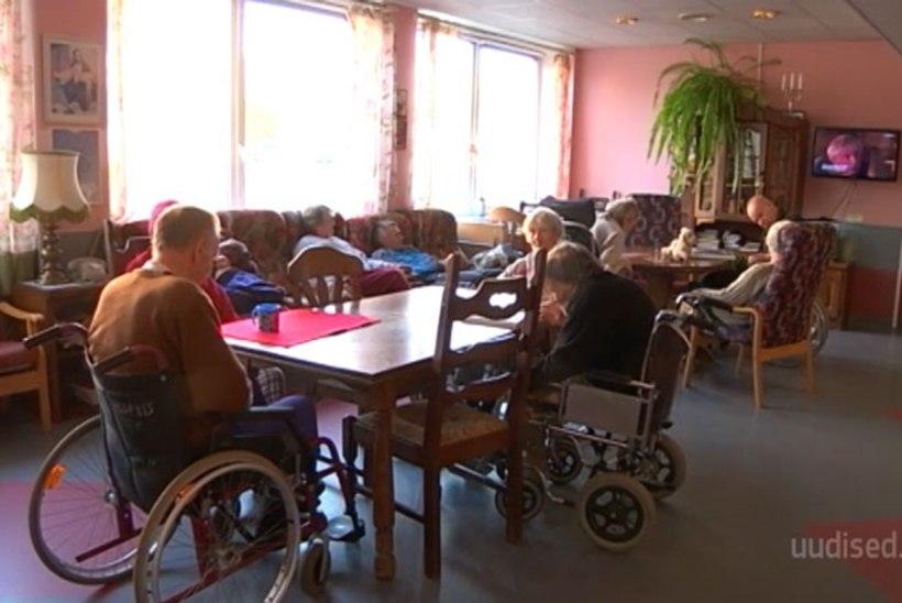 Geriaater: eakate patsientide kinnisidumine on ka meditsiinitöötajatele ebameeldiv