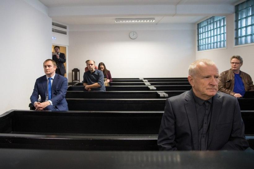 Poliitperekond Rosimannused said Autorollo asjas kohtus võidu