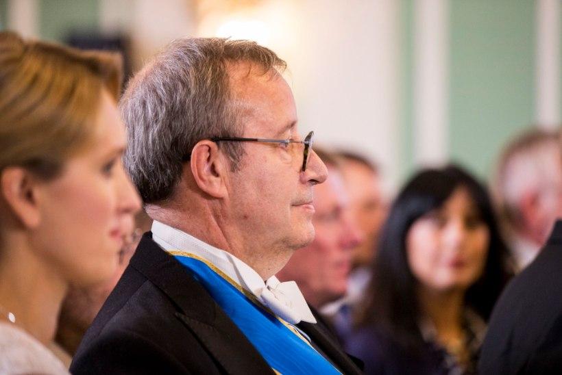 Toomas Hendrik Ilves selgitas põhjalikult EASi toetuse tagamaid
