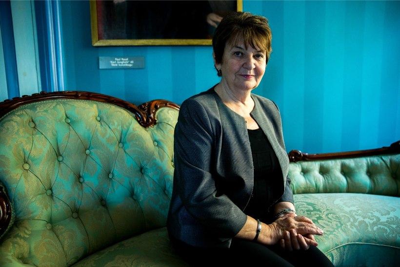 """Helene Vannari: """"ENSV"""" on mulle toonud kuulsust ja au. Kas just au, aga ütleme siis, et kuulsust"""