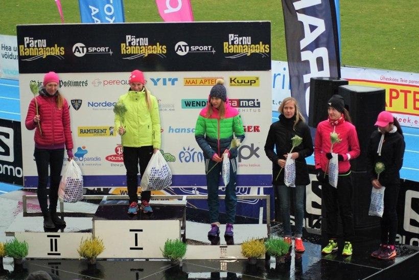 Esimese Pärnu Rannajooksu võitsid Raivo Alla ja Jana Treier