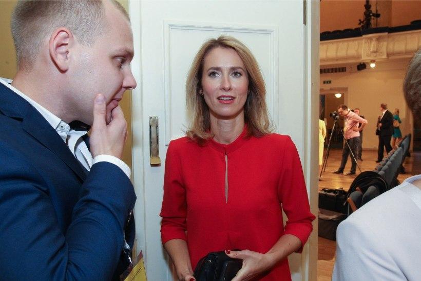 Kaja Kallas: olen valmis Tallinna linnapeaks kandideerimisest loobuma