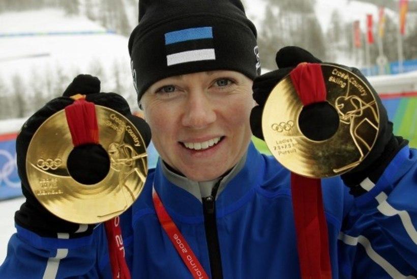 Skandinaavias arvutatakse, mis juhtuks, kui Šmigun-Vähilt kullad ära võetakse
