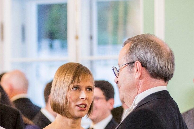 PALJU ÕNNE! Ilves pärandas Kaljulaidile rekordmadala usaldusväärsuse