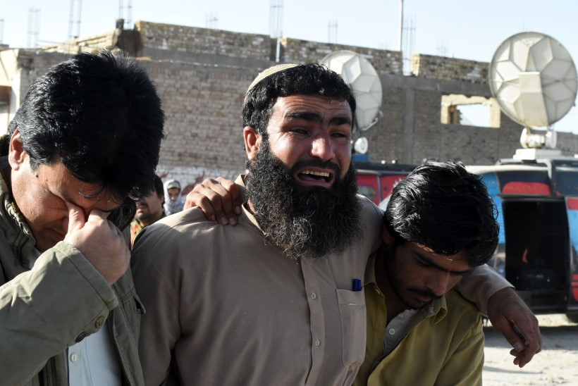 Taliban korraldas Pakistani politseikoolis veresauna