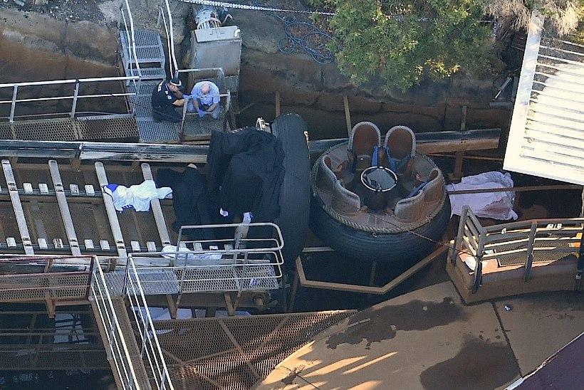Austraalia lõbustuspargis sai surma neli inimest
