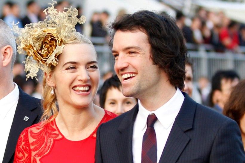 Kate Winsleti kolmaski abielu on karile jooksnud?