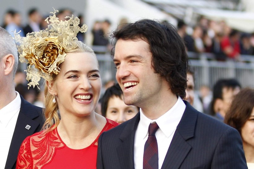 Kate Winsleti kolmaski abielu purunenud?