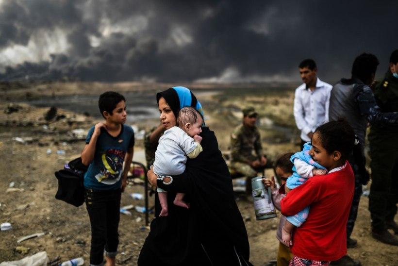 ISIS korraldas Mosuli ümbruses tapatalgud