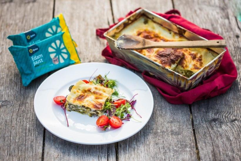 Põhjaka mõisakokkade retsept pastapäevaks: õhtusöögiks tervislik lasanje