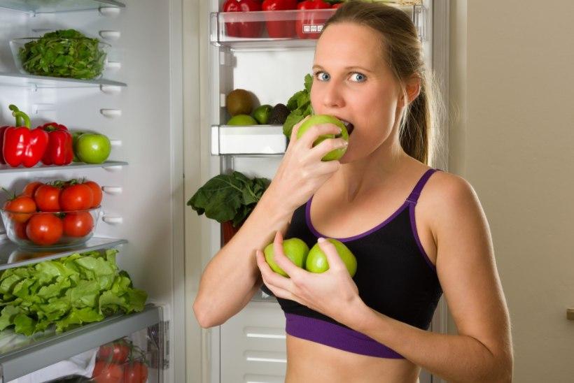 JÄÄ TERVEKS! 7 nippi, kuidas liigseid kilosid kiiresti kaotada!
