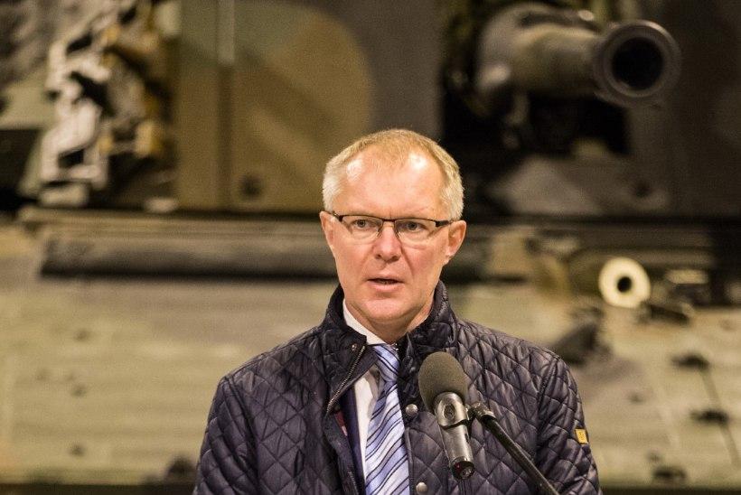 Kaitseminister: Eestisse saabuvad NATO väed on vastus Venemaale, mitte vastupidi