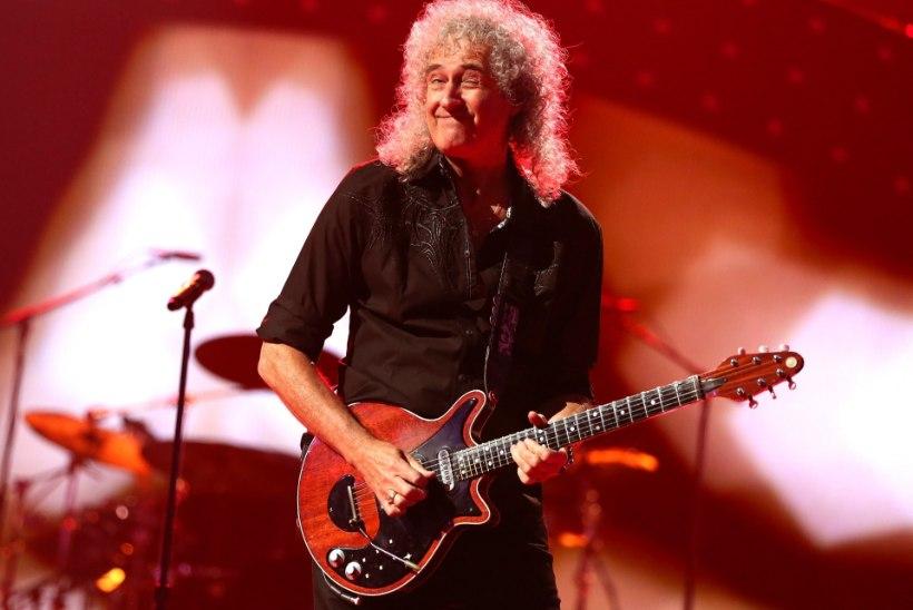 Salapärane tõbi on Brian Mayst elumahlad välja imenud
