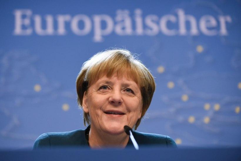 AUSTRIA POLIITIK: Merkel on Euroopa ohtlikeim naine
