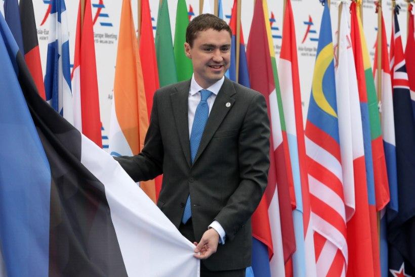 Rõivas: maailmas 12. koht on kõrge tunnustus Eesti majanduspoliitikale