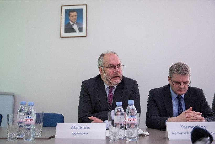 RIIGIKONTROLL: valitsus pole 15 aastaga riigi kinnisvarapoliitikas üksmeelele jõudnud, kulud kasvavad, remondivajadus on juba praegu ligi 500 miljonit eurot