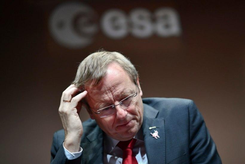 Eurooplaste Marsi-maanduri hukutas ilmselt arvutirike