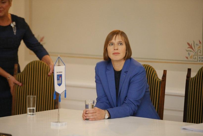 GALERII | President Kaljulaid väisab Virumaad