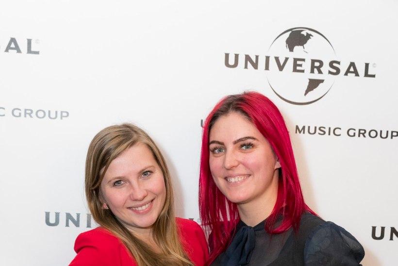 GALERII | Muusikasõbrad kogunesid plaadifirma Universal sünnipäevapeole