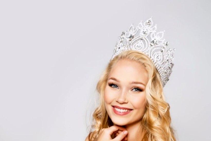 Miss Islandilt nõuti salenemist
