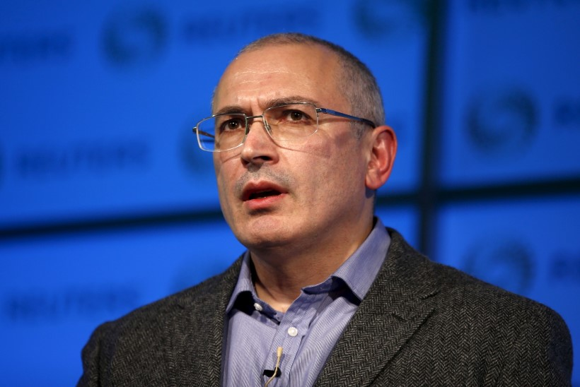 Hodorkovski: Putin kardab Merkelit