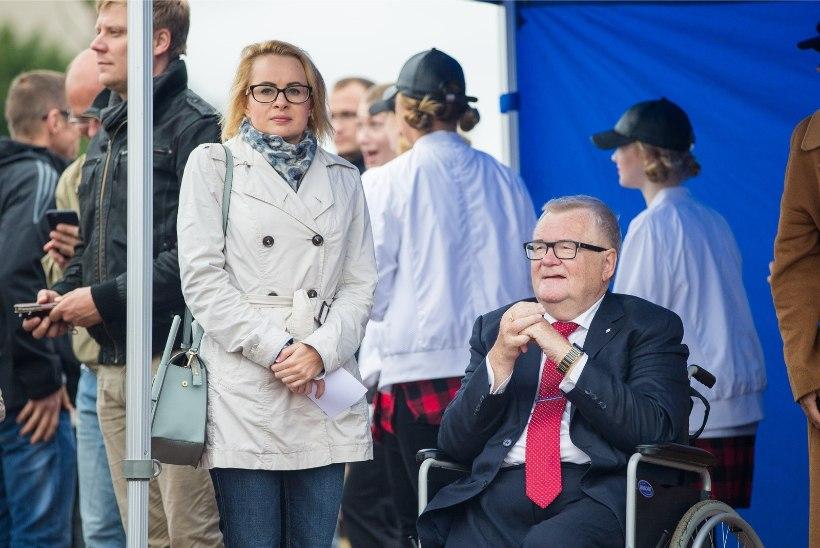 Savisaarega Moskvas käinud Lasnamäe linnaosavanem: Jüri Ratasel on kongressil rohkem šansse