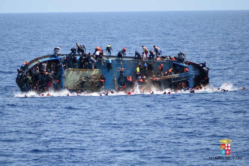 Vahemerre upub palju põgenikke